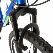 Bicicleta Mtb-Ht 26 Carpat Thunder C2654A cadru aluminiu culoare albastrualb