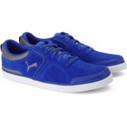 Puma Funist Slider Vulc SUN Sneakers For Men(Blue)