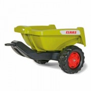 Rolly Toys Rimorchio rollyKipper II Claas 128853