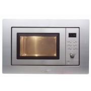 Microondas integrable Candy MIC201EX, Inox, 20 L, 800 W, Grill