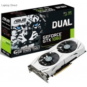 Asus Dual GeForce GTX 1060 6Gb/6144mb DDR5 192bit Graphics Card
