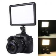LED belysning Kamera 104 LED 850LM Dimbar