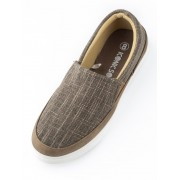 Iconic Soul Brown Canvas Shoe #8A