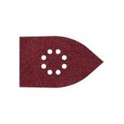SET 10 Smirghele pentru Slefuitor / Talpa Vibratoare M12320 - MANNESMANN - M12321