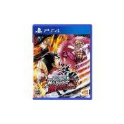 PS4 - One Piece: Burning Blood