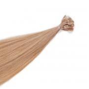 Rapunzel® Extensions Naturali Nail Hair Premium Liscio 7.61 Ash Rose Blonde 60 cm