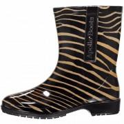 Apollo Zebra motief regenlaarzen voor dames 40 - Regenlaarzen