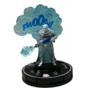 Dc Heroclix Batman Classic Tv #010 Mr. Freeze Figure With Card