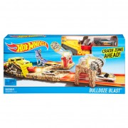 Hot Wheels Track Builder Bulldoze Blast