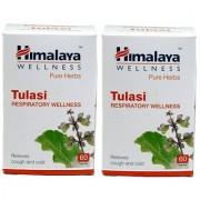 Himalaya Tulasi (Pack of 2) - 60 Capsules each (Ayurvedic)