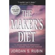The Maker's Diet, Paperback