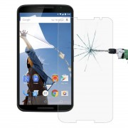 10 PCS for Google Nexus 6 0.26mm 9H Surface Hardness 2.5D Explosion-proof Tempered Glass Screen Film
