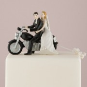"Figurina Tort ""Miri pe Motocicleta."" COD F668"