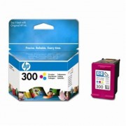 Kazeta HP HPCC643EE 300 Tri-colour Ink with Vivera Ink