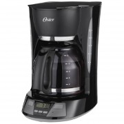 Cafetera Oster BVSTDCMVX23-013 12 Tazas Negra