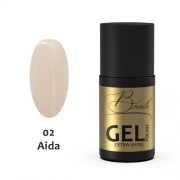 Gel Polish Extra Shine 02 Aida