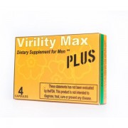 Virility Max Plus - 4db