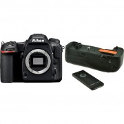 Nikon D500 Body + Jupio Battery Grip JBG-N014