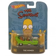 Hot wheels Retro Entertainment Diecast Vehicle, The Homer by Hot wheels [Parallel Import Goods]