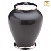 Messing Simplicity Urn Zwart-Zilver (3.5 liter)