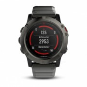 GARMIN Fenix ??5X Smart Watch Sapphire Ingles - Gris pizarra