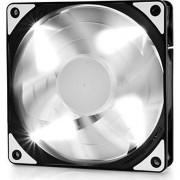 Ventilator PC deepcool TF 120 LED-uri alb-negru si alb alb (DPGSFTFTF120WW)