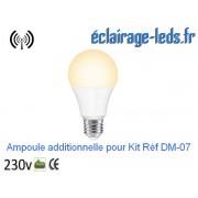 Ampoule led E27 10w additionnelle pour référence DM-07 ref dm-08