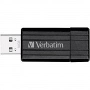 USB-ključ 16 GB Verbatim Pin Stripe crni 49063 USB 2.0