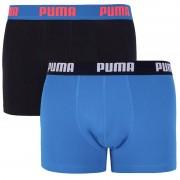 Puma 2PACK pánské boxerky Puma vícebarevné (521015001 970) XL