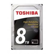 "HDD 3.5"", 8000GB, Toshiba N300 NAS, 7200rpm, BULK (HDEXT10ZNA51)"