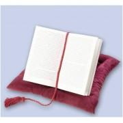 - Buch-Kissen