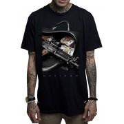 Herren T-Shirt MAFIOSO - Bag Boy - BLK - MAF020