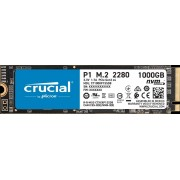 Crucial SSD Crucial P1 1 To 3D NAND M.2 NVMe PCIe