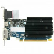 SAPPHIRE Video Card AMD Radeon R5 230 DDR3 1GB/64bit, 625MHz/1334MHz, PCI-E 2.1 x16, HDMI, DVI-D, VGA, Heatsink, Low-profile, Lite Retail 11233-01-20G