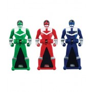 Power Rangers Time Force Legendary Ranger Key Pack Red/Blue/Green(Blue)