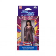 1992 Playmates Star Trek The Next Generation Series 1 Lt Commander Deanna Troi Figure