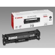 CANON CRG 718, Toner Cartridge, 3400 pages, Black (CR2662B002AA)