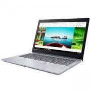 Лаптоп Lenovo IdeaPad 320 15.6 инча FullHD Antiglare N4200 up to 2.5GHz, Radeon 530 2GB, 4GB DDR3, 1TB HDD, DVD, HDMI, Gigabit, WiFi, BT, HD cam, Deni
