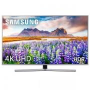 "Samsung Smart-TV Samsung UE43RU7475 43"" 4K Ultra HD LED WiFi Silvrig"