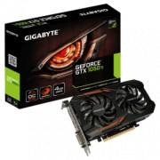 GIGABYTE nVidia GeForce GTX 1050Ti 4GB GDDR5 128bit - GV-N105TOC-4GD