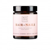 Matcha & Co HAIR & NAILS 60 vegan capsules
