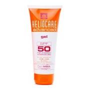 Advanced gel spf50 protetor solar rosto pele oleosa 200ml - Heliocare
