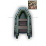 Čln Kolibri KM-260 kamufláž, lamelová podlaha