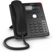 TELEFONO SNOM D712 W/O PS BLACK