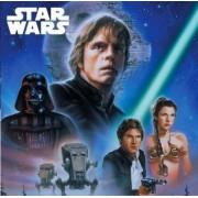 Star Wars - Luke Skywalker - Kudde 40x40cm