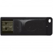 USB 2.0 64GB Verbatim Store 'n' Go Slider black (98698)