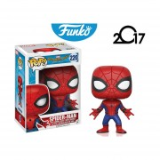 Spider-man Funko Pop Spider Man Homecoming Pelicula Marvel Envio Gratis