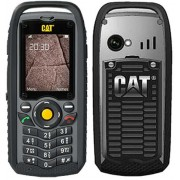 Telemóvel CAT B25 preto EU