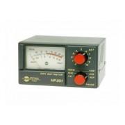 MEDIDOR ROE ZETAGI HP-201 3-200 MHz 1 KW