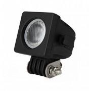 Munkalámpa 1 CREE LED-es (50x50mm) kombinált fény